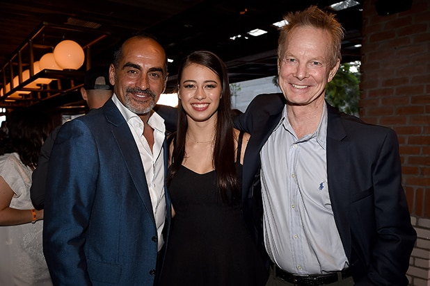 FX Legion - Navid Negahban, Amber Midthunder and Bill Irwin
