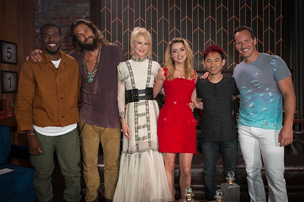 Aquaman Cast at Rotten Tomatoes