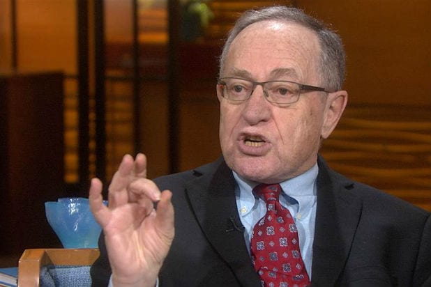 Alan Dershowitz on NBC Today
