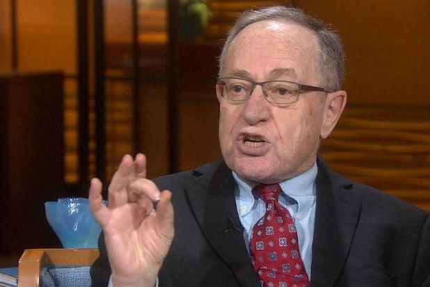 """Képtalálat a következőre: """"Alan Dershowitz"""""""