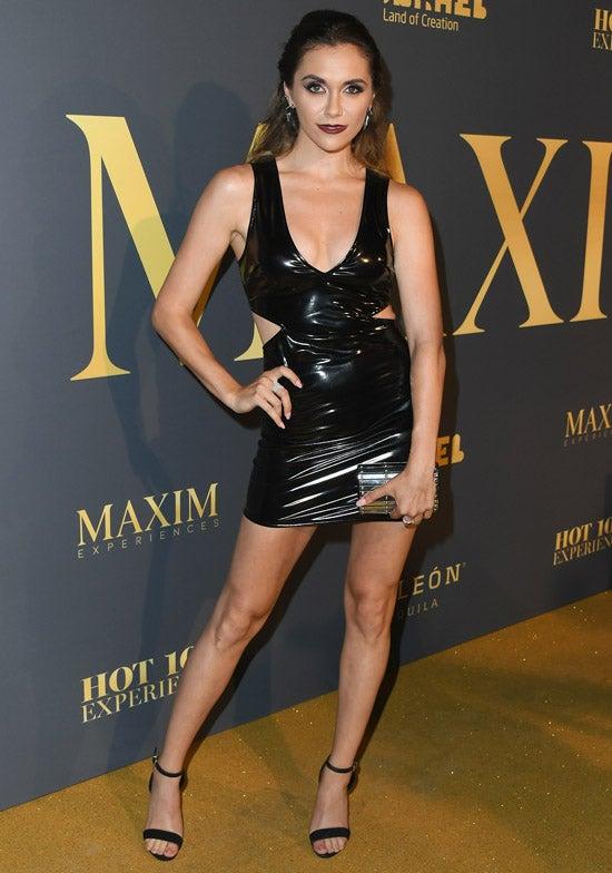 Alyson Stoner Maxim Hot 100 Experience - Arrivals