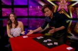 'America's Got Talent': Olivia Munn and Shin Lim