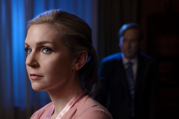 Rhea Seehorn as Kim Wexler - Better Call Saul _ Season 4