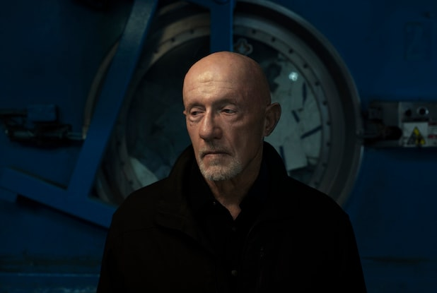 Jonathan Banks as Mike Ehrmantraut - Better Call Saul _ Season 4