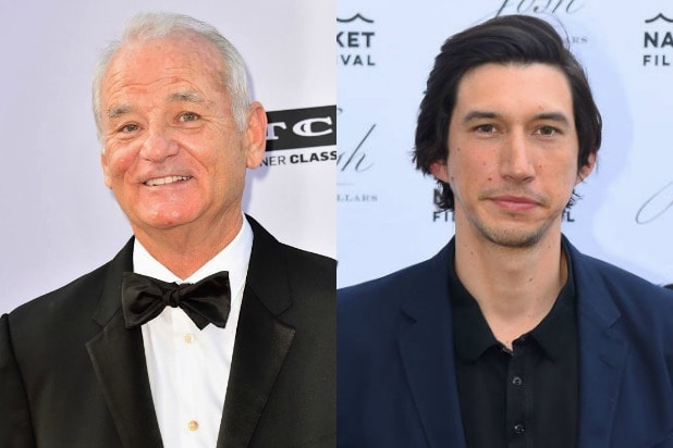 Bill Murray Adam Driver Jim JArmusch Dead Don't Die