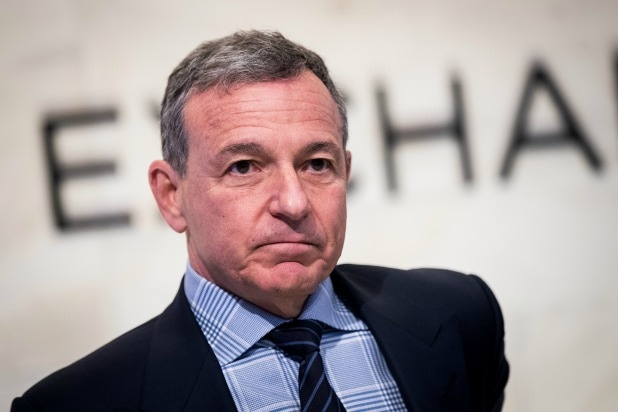 Bob Iger Downplays Investor Comments on Fox Struggle: 'It Wasn't a Slap-Down'