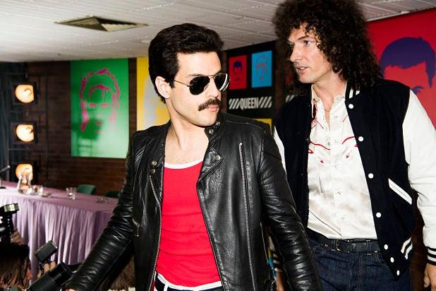 BOHEMIAN RHAPSODY Freddie Mercury Brian May