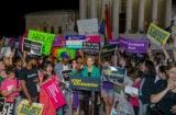 Brett Kavanaugh Supreme Court Protest