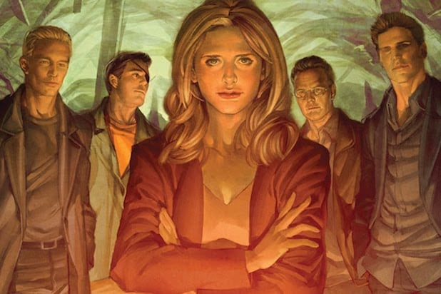 Buffy Comic Books