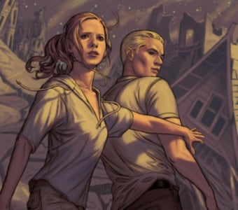 Buffy comics