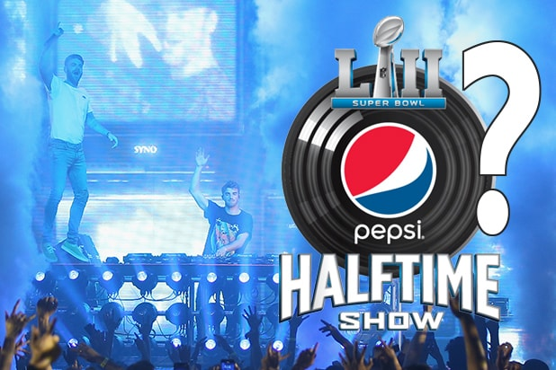 COVER - Chainsmokers Halftime Party Report