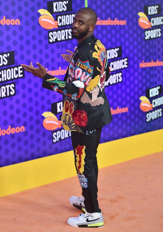 Nickelodeon Kids' Choice Sports 2018 - Chris Paul