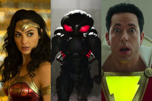 Comic-Con 2018 Warner Bros DC Films
