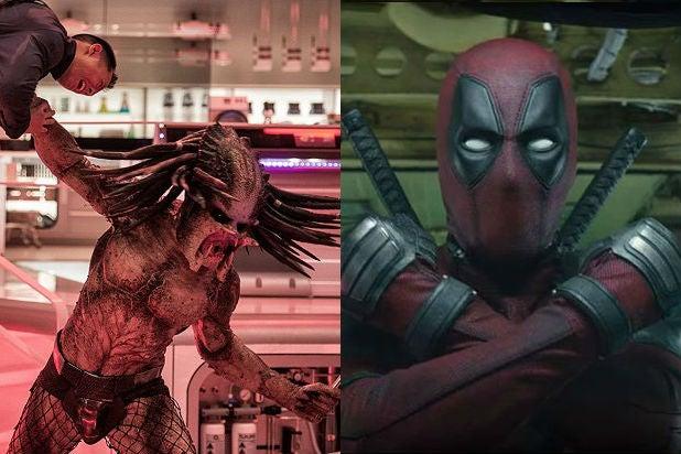 Comic-Con 2018 Winners and Losers Predator Deadpool