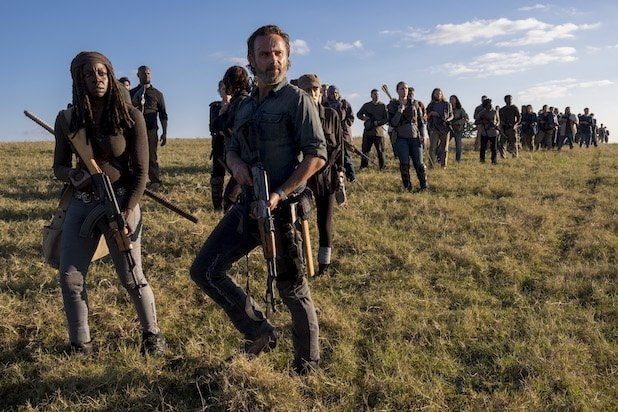 Comic-Con 2018 Winners and Losers Walking Dead