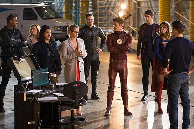 Comic-Con Winners and Losers the CW Superhero Shows