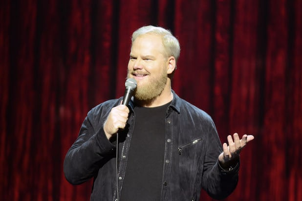Jim Gaffigan Noble Ape
