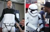Mark Hamill Luke Skywalker First Order Stormtrooper