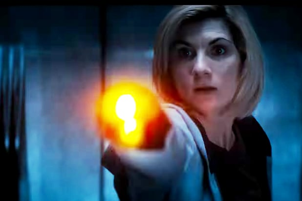 Doctor Who Comic-Con Trailer