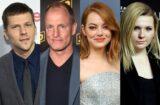 Jesse Eisenberg Woody Harrelson Emma Stone Abigail Breslin Zombieland