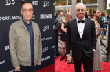 Fred Armisen and Lorne Michaels