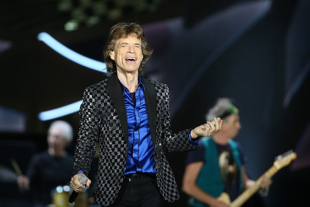 Mick Jagger The Rolling Stones 75th Birthday