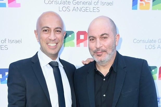 Avi Issacharoff and Lior Raz