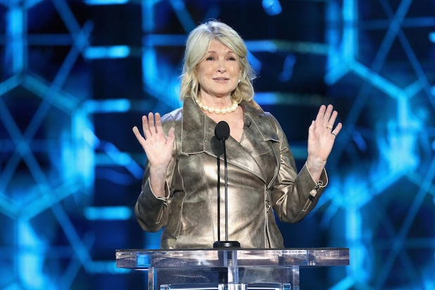 Martha Stewart Comedy Central Roast Of Bruce Willis - Show