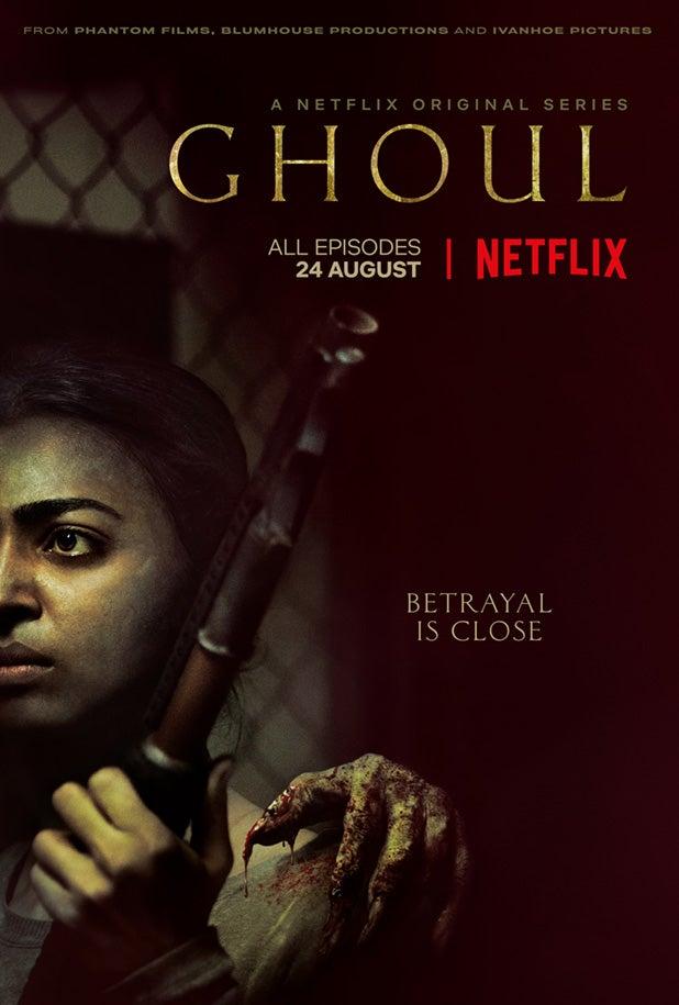Ghoul Netflix