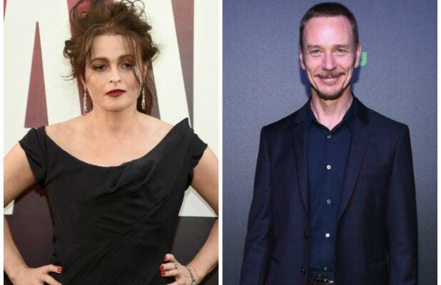 'The Crown' stars Helena Bonham Carter and Ben Daniels