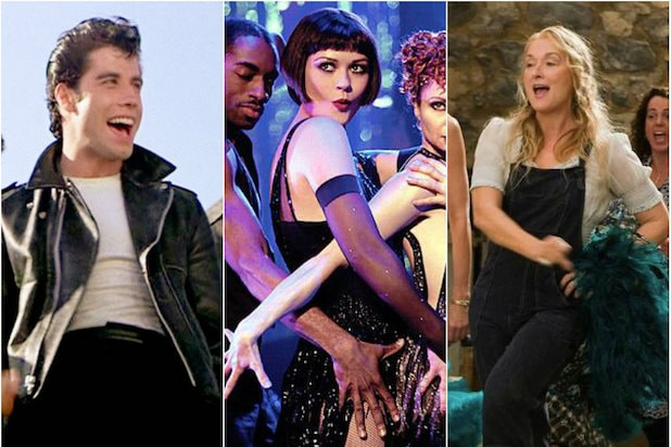 the highest grossing movie musicals of the last 40 years photos