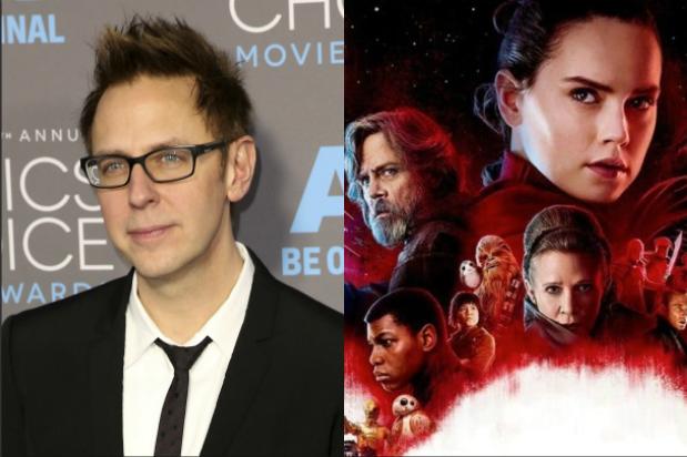 James Gunn Star Wars