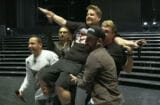 James Corden Backstreet Boys