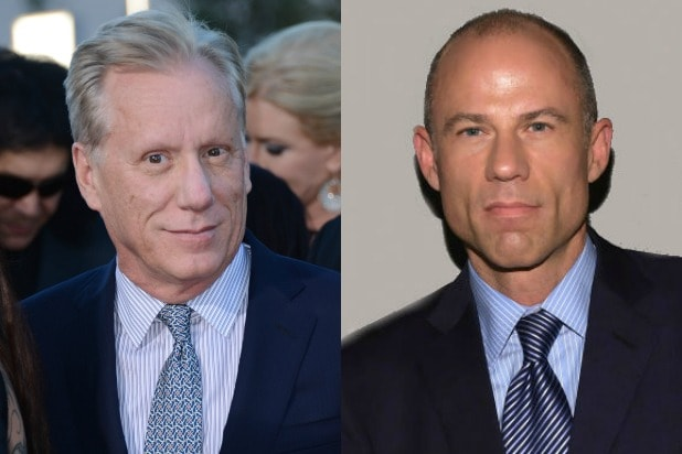 James Woods Michael Avenatti