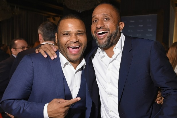 Kenya Barris Anthony Anderson