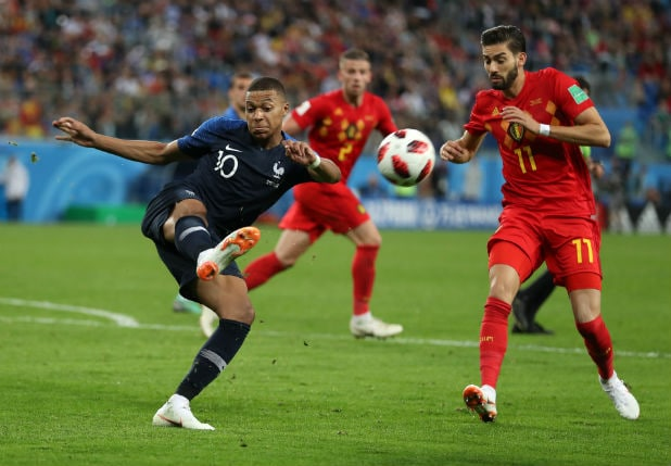 Kylian Mbappé World Cup