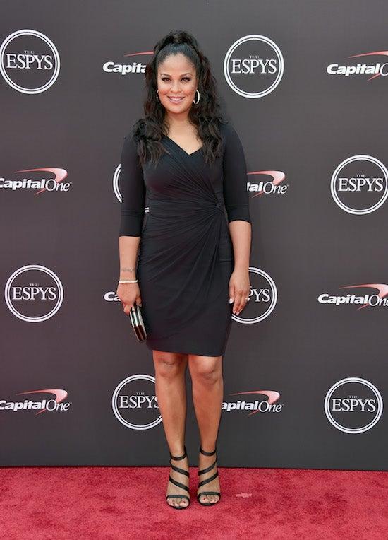 The 2018 ESPYS Laila Ali
