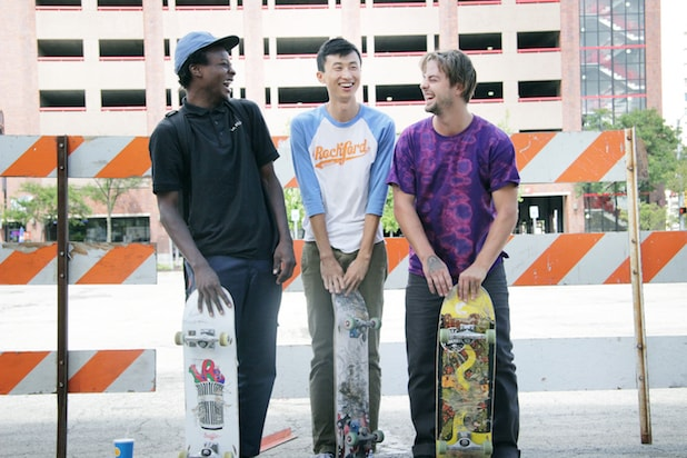 Friday night lights cast hookups skateboards