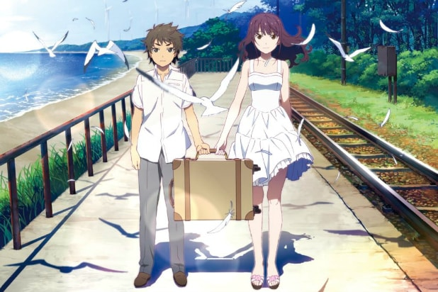 054be9463 'Fireworks' Film Review: Anime Mixes Coming-of-Age Tale With Time Travel