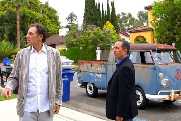 Michael Richards Comedians in Cars