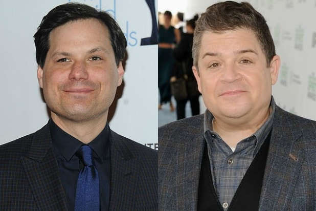 Michael Ian Black Patton Oswalt