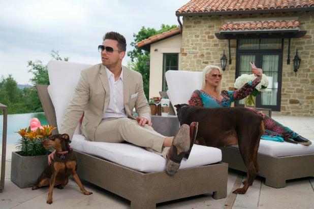 'Miz and Mrs.' - USA Network