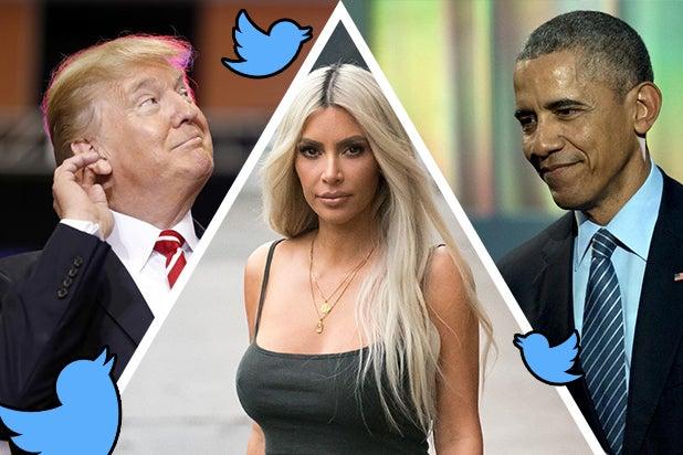 e1b9c10ce7dd8 Trump, Obama and Kim Kardashian Hit Hard by Twitter Purge