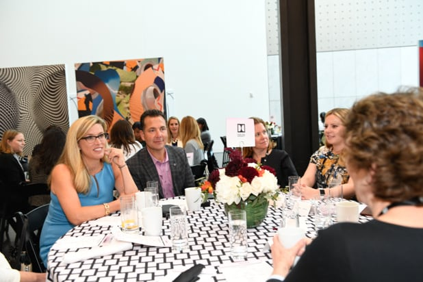 Guests at Power Women Breakfast San Francisco, Photographed by Genevieve Shiffrar for TheWrap