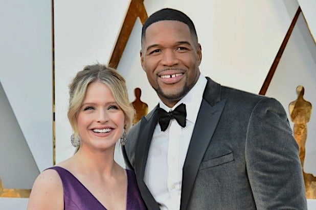 Sara Haines Michael Strahan GMA Good Morning America