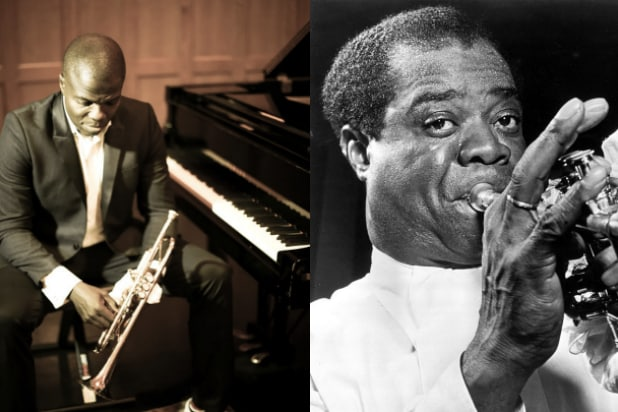 Reno Wilson Louis Armstrong Pops Satchmo What a Wonderful World