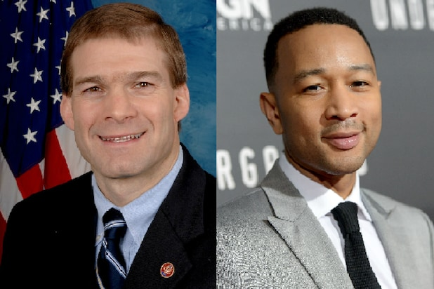 John Legend / Jim Jordan