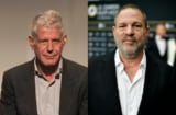 Anthony Bourdain / Harvey Weinstein