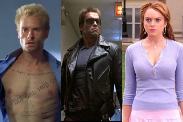 Memento / Terminator / Mean Girls