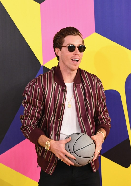 Shaun White Nickelodeon Kids' Choice Sports 2018 - Red Carpet